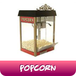 PopCorn machine hire - Brisbane