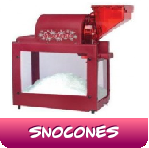 SnoCone Machine Hire - Brisbane